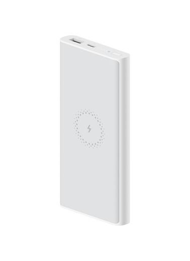 Xiaomi 10000 Mah Pd 10W Kablosuz Taşınabilir Hızlı Şarj Cihazı - Qi Power Delivery Powerbank - Beyaz Beyaz